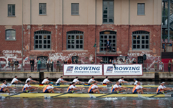 ROWING Champions League Final 2015 startet in 10 Wochen